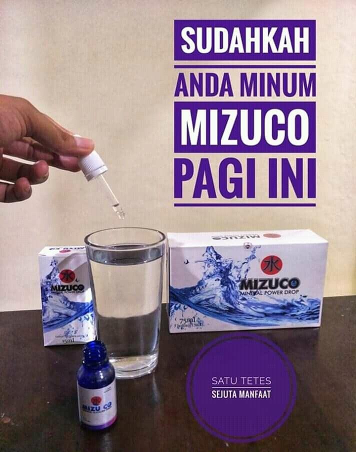 Minum Mizuco